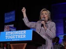 Clinton is officieel eerste vrouwelijke presidentskandidaat VS