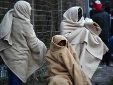'Kinderen slapen nog een nacht bij ontruimde jungle Calais'