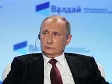 Poetin: Amerikanen hebben Russische dreiging zelf bedacht