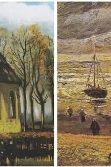 Twee gestolen Van Goghs na 14 jaar weer gevonden in Napels