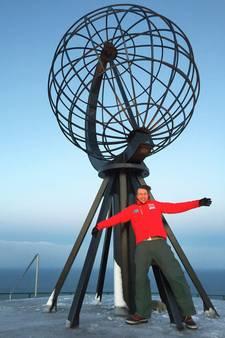 Perry en Joost bereiken als eerste team de Noordkaap