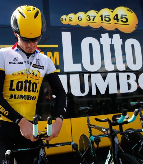 Ook Battaglin van LottoNL-Jumbo stapt uit Vuelta