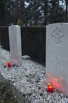 Lichtjes branden voor oorlogsslachtoffers in Hengelo