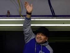 Maradona noemt aanhouding bij Argentijnse douane 'politiek'