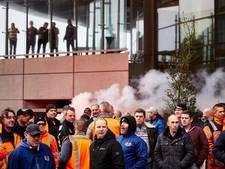 Rotterdamse havenwerkers akkoord met sociaal plan