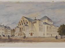 Toen en Nu: Theater op Vredenburg