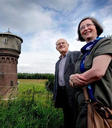 Oude bekende ontfermt zich over watertoren