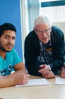 Nederlands leren biedt vluchteling de beste kans