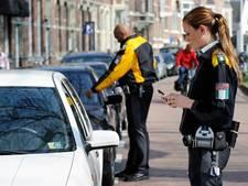 Boetes voor verkeerd parkeren bij evenement