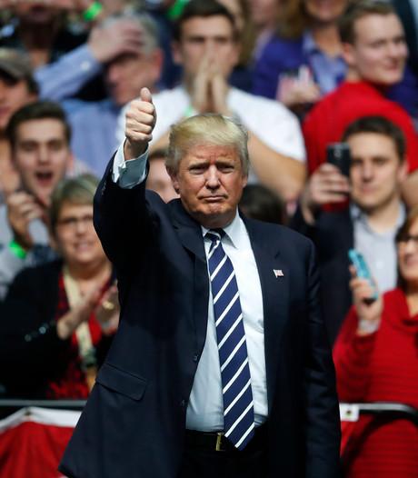 CIA: Verkiezingswinst Trump mede dankzij Rusland