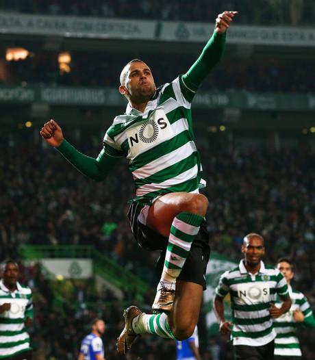 Leicester haalt Slimani voor clubrecord van 30 miljoen
