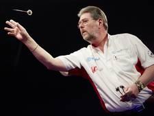 Martin Adams blijft ondanks prostaatkanker darten