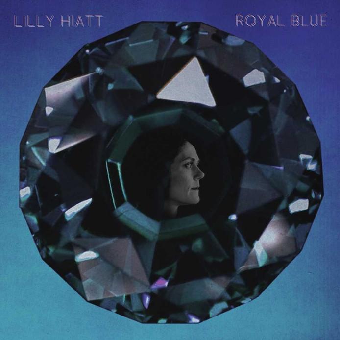 Lilly Hiat - Royal Blue