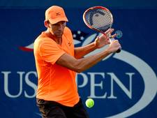 Krajicek is servicerecord US Open kwijt aan Karlovic