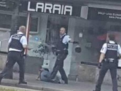 Weer onrust in Duitsland: man met machete vermoordt vrouw