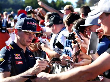 Max in Spa: Alle fans motiveren mij