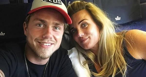 Dré Hazes en zwangere Monique terug uit Thailand   Sterren ...