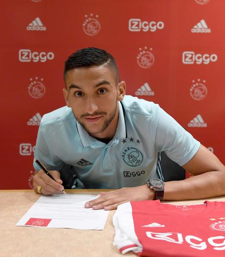 Ziyech: Ik, de redder van Ajax? Ze zeggen het