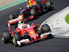 Radioverkeer in Formule 1 weer onbeperkt toegestaan
