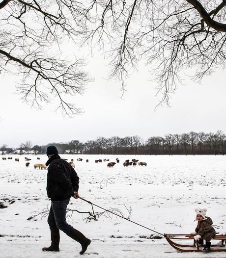 Politie waarschuwt: 'Ga niet op het ijs'