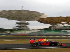 Verstappen zet prima derde tijd neer in kwalificatie GP Maleisië