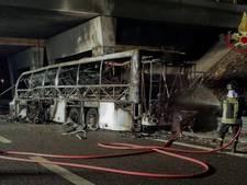 Scholieren omgekomen bij busongeval Italië