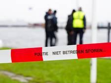 Inbreker in Hellevoetse haven verweert zich met lichtkogel