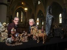 Jeugdvrienden tonen bijzondere kerststallen tijdens expositie