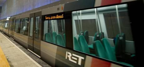 De RET gaat ook in het Engels omroepen in metro's