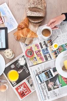 Storing digitale krant de Gelderlander