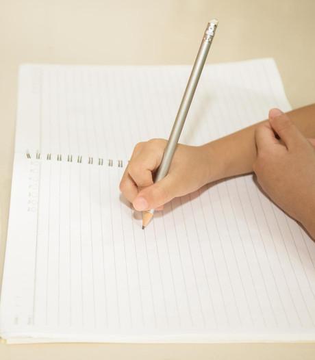 Schrijfvaardigheid van kinderen holt achteruit