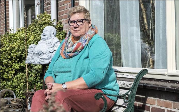 Mantelzorger Magda van Hoof-Krouwel uit Sint Anthonis.
