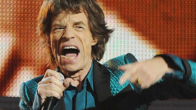 Jagger heeft, naar verluidt, een grote.