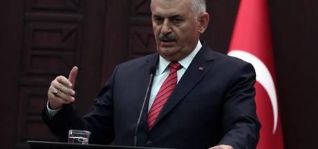 Turken 'blijven in Syrië tot aftocht Koerden'