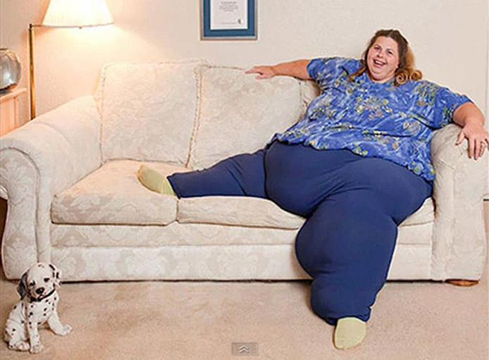 Фото толстой девушки картинки