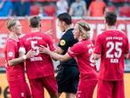 Manschot zegt 'sorry' na afkeuren goal Yeboah