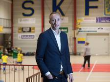 Veenendaalse droom wordt realiteit voor korfbalcoach Brink