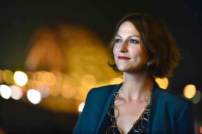 Angela Verkuijlen, nachtburgemeester van Nijmegen.