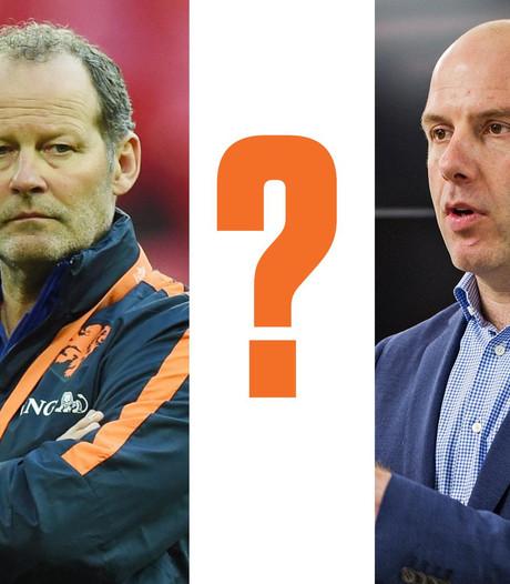 Poll: in wie bij de KNVB heb je nog vertrouwen?