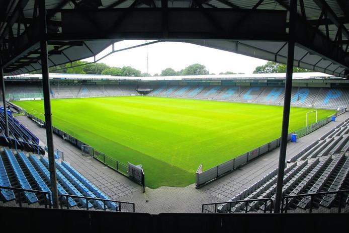 Stadion De Vijverberg van De Graafschap.