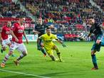 Hendriks bezorgt Go Ahead punt tegen AZ na ruime achterstand