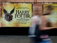 Ook theaterstuk Harry Potter breekt alle records