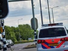 Mannen aangehouden na achtervolging door stad