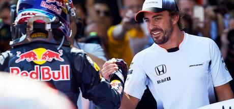 Ook Alonso niet beschikbaar voor Mercedes