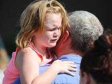 Schutter basisschool South Carolina (14) schoot eerst vader dood