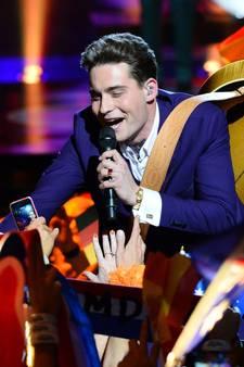 Songfestival met Douwe Bob meest bekeken tv-show 2016
