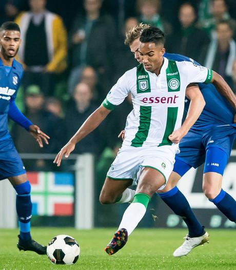 Ook Hoesen vertrekt van FC Groningen naar Amerika