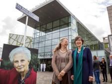 Familie geroerd bij onthulling Els Borst-Eilersplein