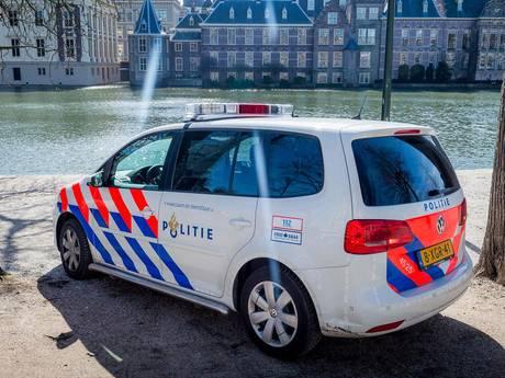 Geen agent is blij met falende zelfremmende politieauto