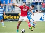 Vlaar mist wedstrijd tegen Maccabi door blessure